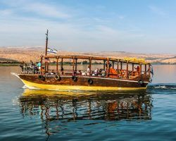DAY 5 - MT. OF BEATITUDES / TABGHA / CAPERNAUM / SEA OF GALILEE / BETHLEHEM
