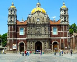 DAY 3 - BASILICA OF GUADALUPE