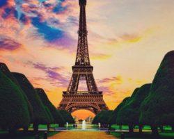 DAY 1 - USA TO PARIS