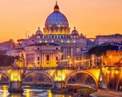 DAY 5 - LOURDES, ROME