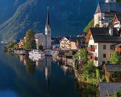 Austrian Lake District With Oberammergau Src 2