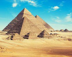 DAY 11 - CAIRO - MUSEUM - PYRAMIDS