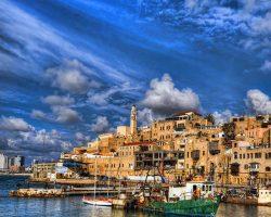 DAY 2 - ARRIVAL JAFFA - TEL AVIV