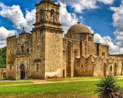 3 San Antonio Missions National Historical Park